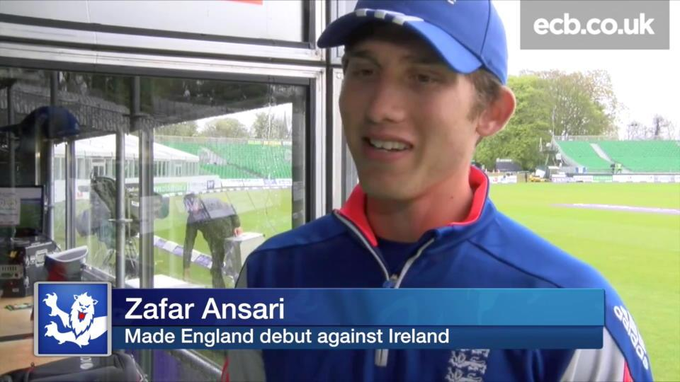 Debut was a real pleasure - Ansari