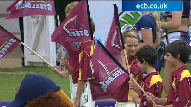 Northants v Birmingham - Natwest T20 Blast, Northants Innings