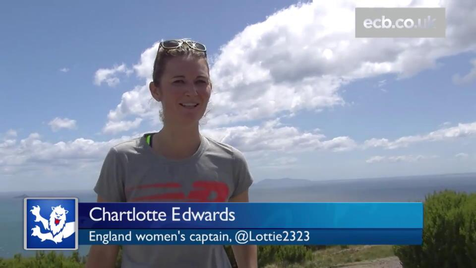 England Women arrive in New Zealand