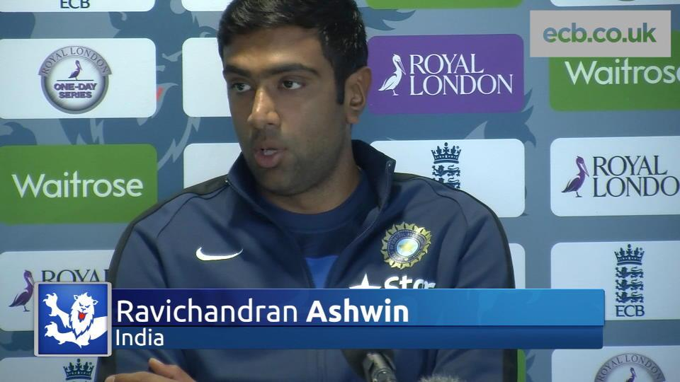 Hard work pays off for Ashwin