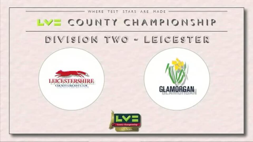 Leicestershire v Glamorgan - Day 2
