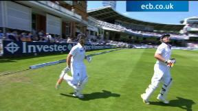 England v Australia - 2nd Investec Ashes Test highlights, Day 1 PM
