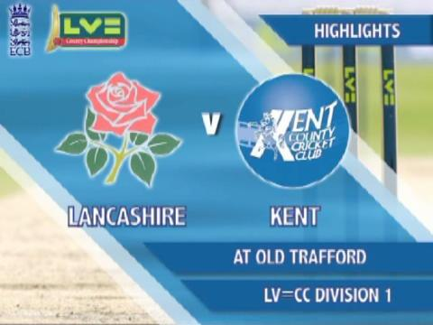 30 April - Lancashire v Kent - Day 4