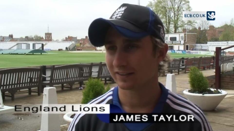 Taylor sets Lions goal