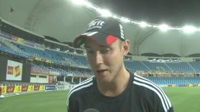 Exclusive with Stuart Broad