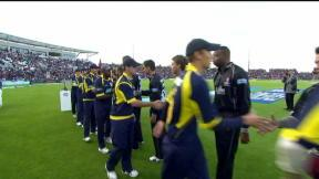 Hampshire v Essex - FP t20 Final