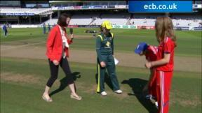 England Women v Australia Women - Lord's ODI highlights