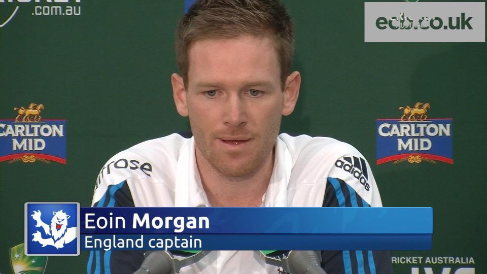 Eoin Morgan targets Tri-Series triumph