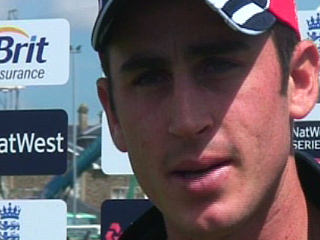 Kieswetter confident of big score