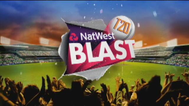 Sussex v Glamorgan - NatWest T20 Blast, Glamorgan Innings