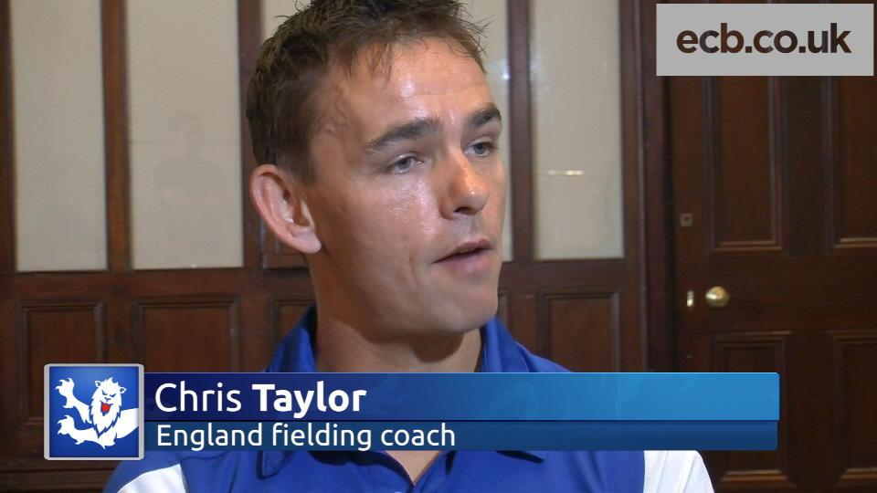 England fielding coach pleased with progress