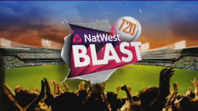 Kent Spitfires v Essex Eagles - NatWest T20 Blast, Kent Innings