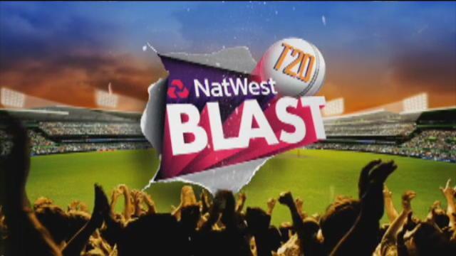 Durham Jets v Derbyshire Falcons - NatWest T20 Blast, Durham Innings