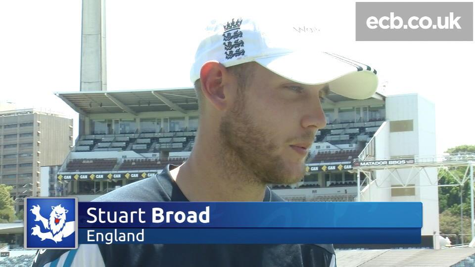 Stuart Broad ready to hit peak form