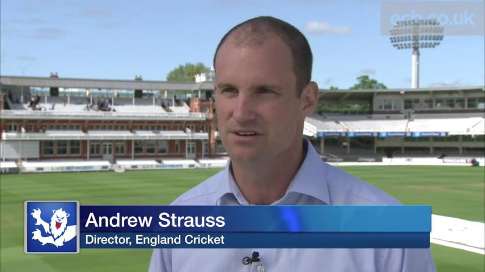Strauss on new ECB role