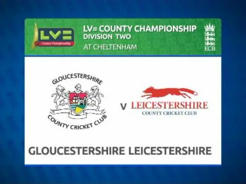 Gloucestershire v Leicestershire - Day 3