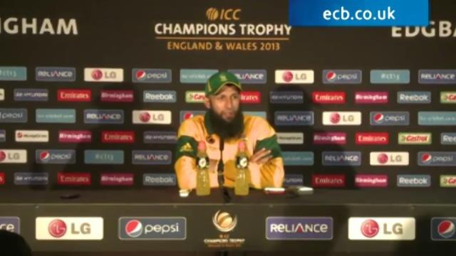 Amla steers South Africa to victory