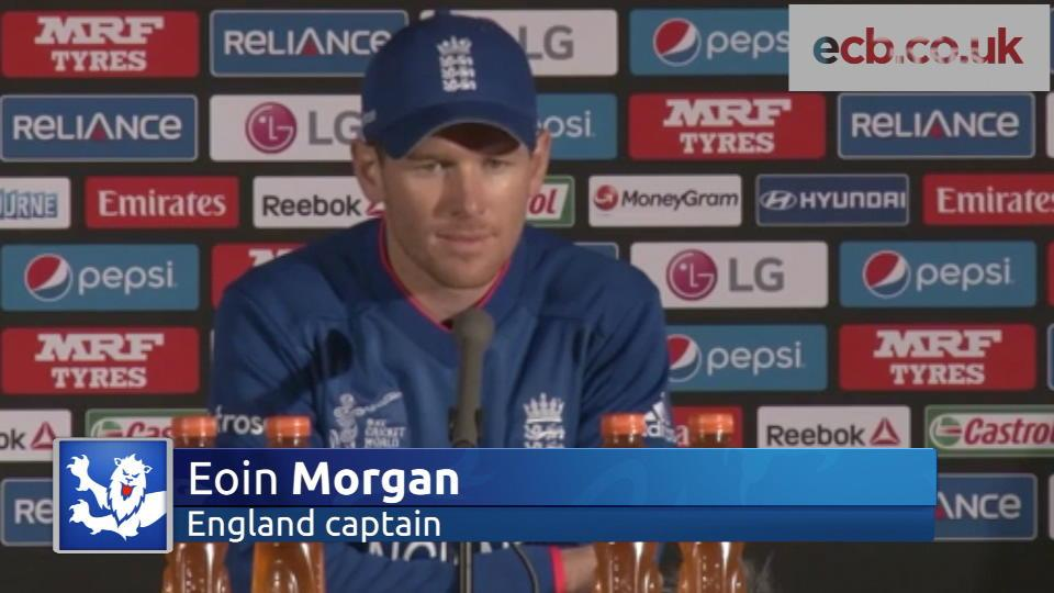 'Australia outplayed England' - Eoin Morgan
