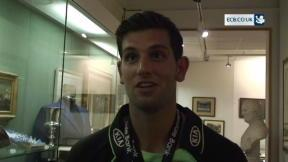 Dernbach delighted