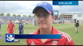 Greenway leads England Women to Ashes win