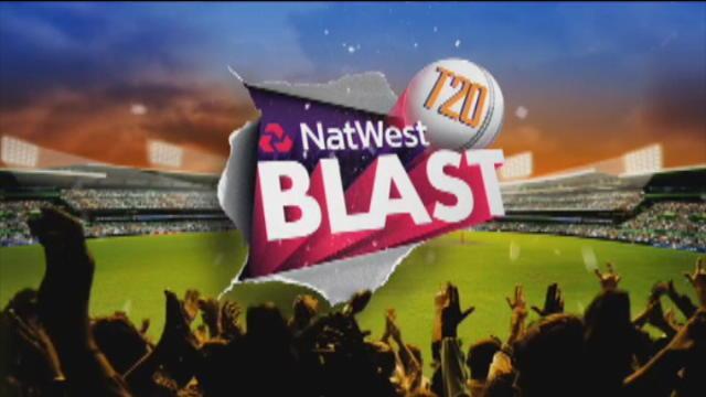 Durham Jets v Derbyshire Falcons - NatWest T20 Blast, Derbyshire Innings