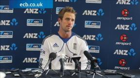 Compton thrilled with first Test ton