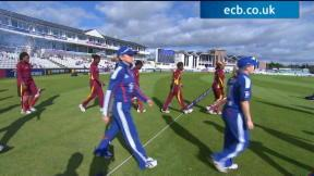 England Women v West Indies - 1st T20 - Highlights