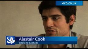Alastair Cook - New Zealand series exclusive