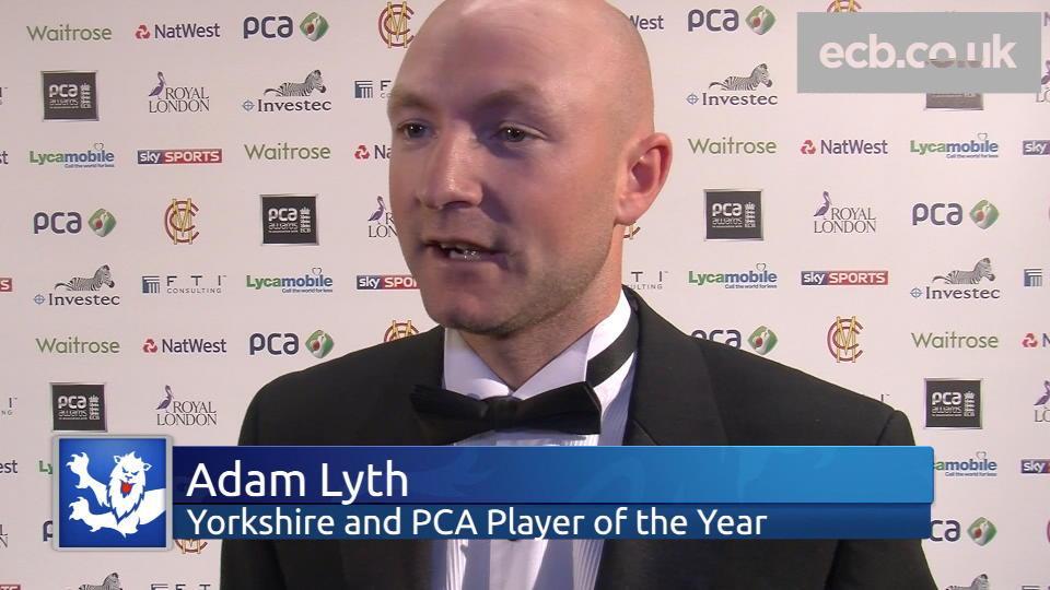 Lyth targets Lions spot