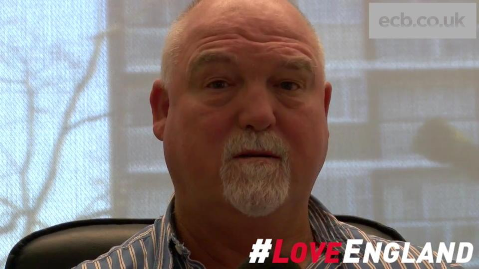 Mike Gatting's message to the England cricket team