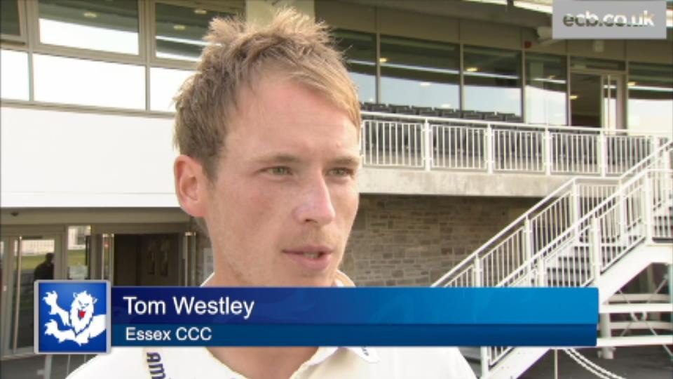 Very important win - Westley