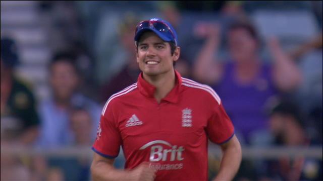 England v Australia: 4th ODI, Perth - Australia Innings