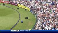 NatWest Series, 3rd ODI - Old Trafford - Australia innings