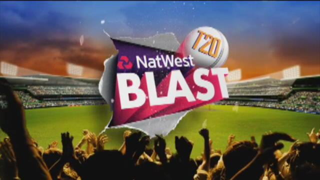 Surrey v Somerset - NatWest T20 Blast Somerset Innings