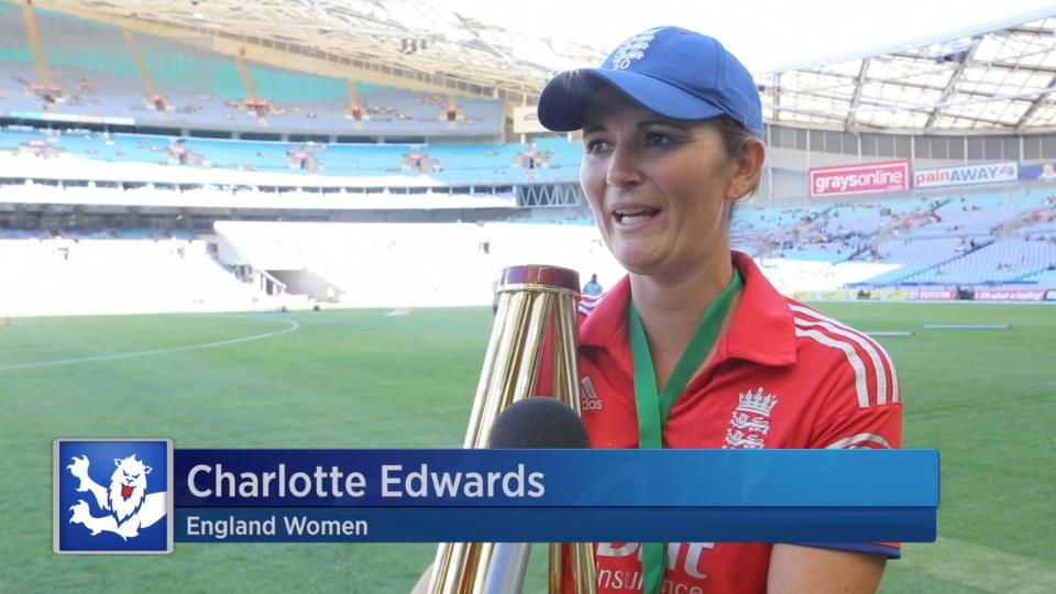 Edwards reflects on Ashes triumph
