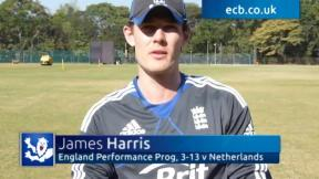 Harris stars in win