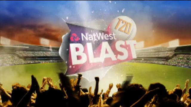 Birmingham Bears v Surrey - NatWest T20 Blast, Birmingham Innings
