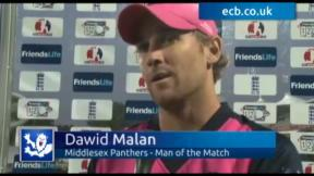 Malan targets FLt20 Finals Day