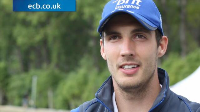Exclusive with Finn after maiden fifty