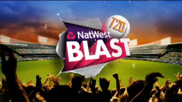 Natwest T20 Blast: Sussex Sharks v Kent Spitfires, Kent Innings