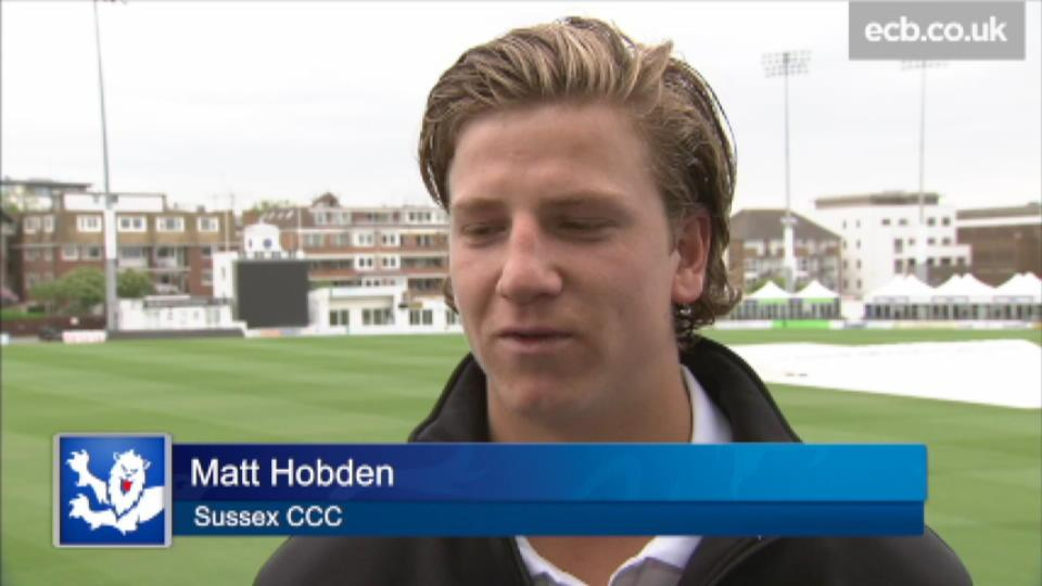 We can win this - Hobden
