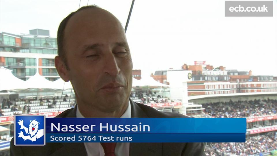Hussain on Cook