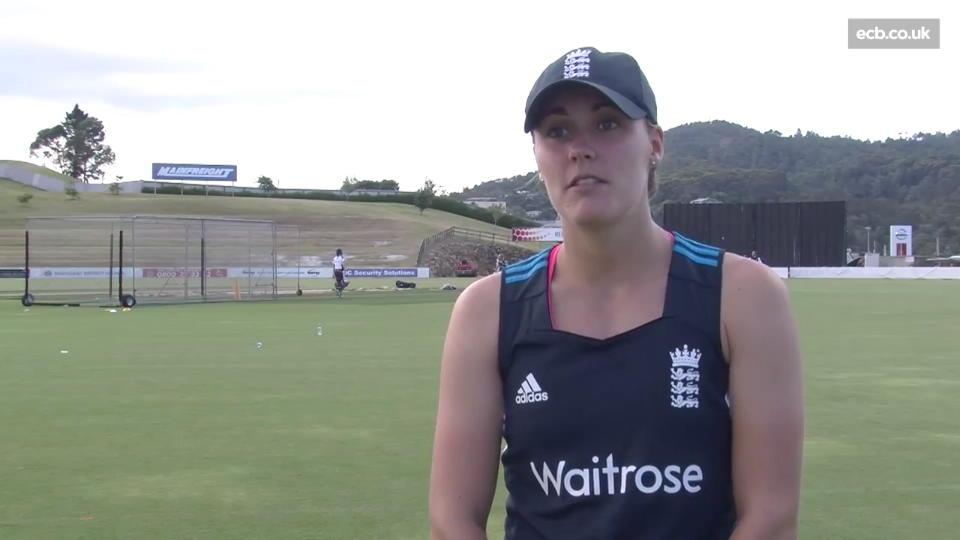 Sciver - The change in format has come at a good time for us