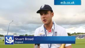I was flying on adrenaline says Broad