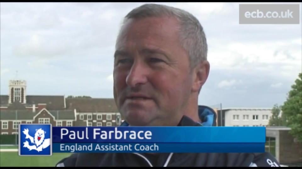 Paul Farbrace on winning World Twenty20 with Sri Lanka