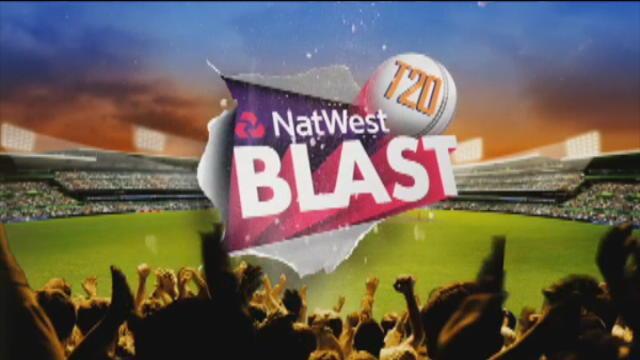 Surrey v Kent Spitfires - NatWest T20 Blast, Surrey Innings