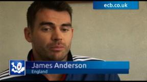 James Anderson - New Zealand series exclusive