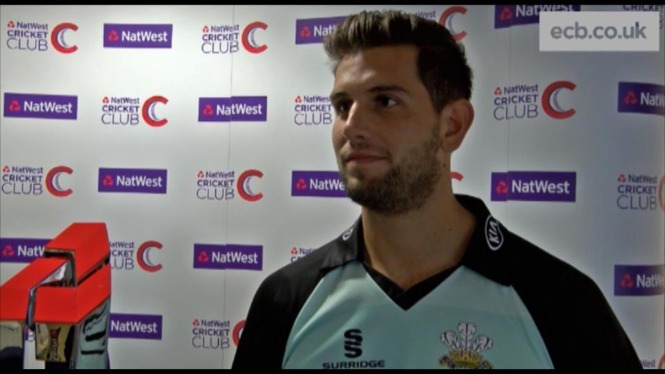 Dernbach backs strong Surrey