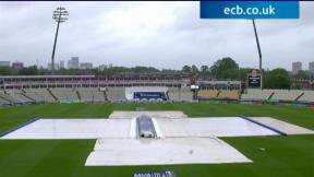 3rd Investec Test - Edgbaston - Day 2 abandoned