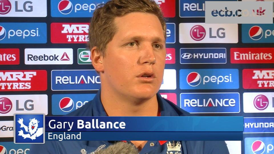 Fully fit Gary Ballance ready to return